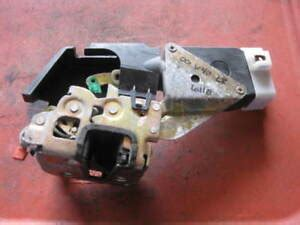 01 02 03 04 00 volvo v40 s40 drivers side left rear door latch lock actuator ebay