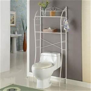 meuble wc achat vente meuble wc pas cher les soldes With ordinary meubles pour petits espaces 6 gain de place des rangements dans les toilettes
