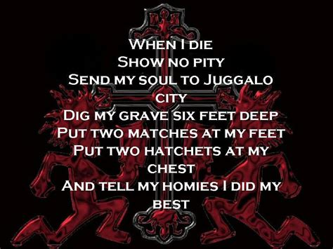 Cool Juggalo Quotes