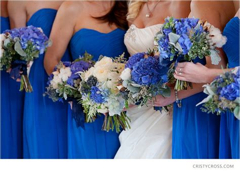 Royal Blue Wedding Ideas Cristy Cross Photography