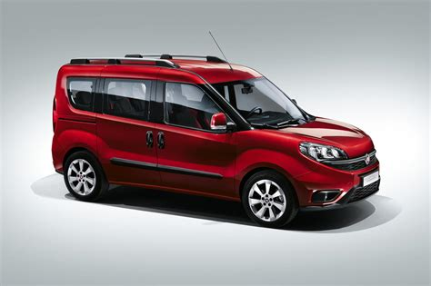 What Is A Fiat by 2015 Fiat Doblo Pricing Starts At 163 13 480 Autoevolution