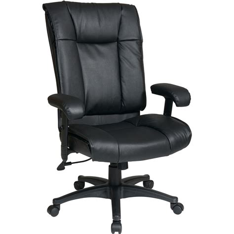 office ex9382 executive high back leather chair