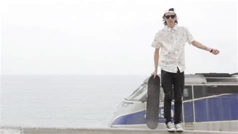 Spencer Nuzzi Deck Mishka by Mishka 2012 Summer Lookbook Ft Spencer Nuzzi