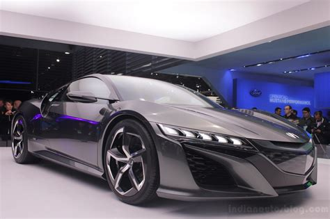 2014 acura nsx top speed
