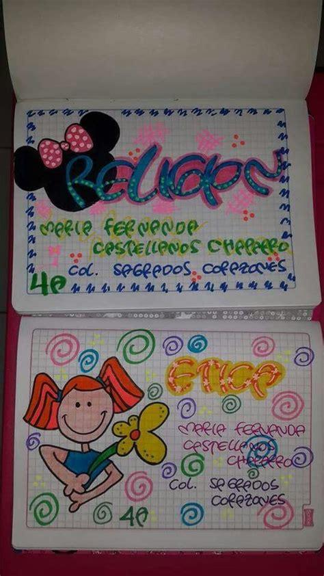 1000 ideas para decorar cuadernos on decorate notebook decora tus cuadernos and