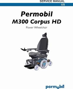 Free Step By Step Permobil M300 Connection Wiring Diagram