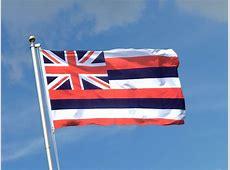 Hawaii Flagge 90 x 150 cm kaufen FlaggenPlatzch
