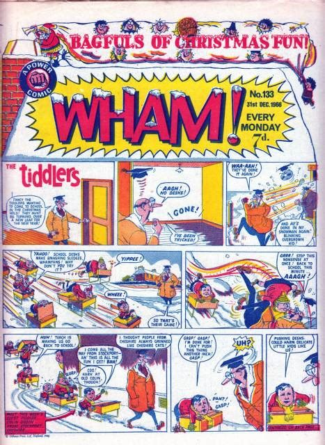 wham vine wham volume comic vine