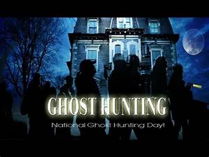 Ghost Hunt | World's Largest Live Ghost Hunt - YouTube