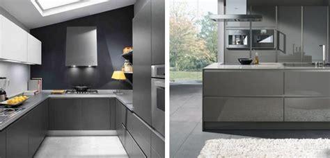 cocinas grises en varios estilos