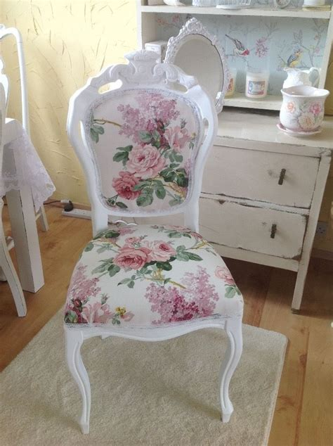 shabby chic chairs top 28 louis shabby chic chair shabby chic floral white louis chair www swankyseats co uk