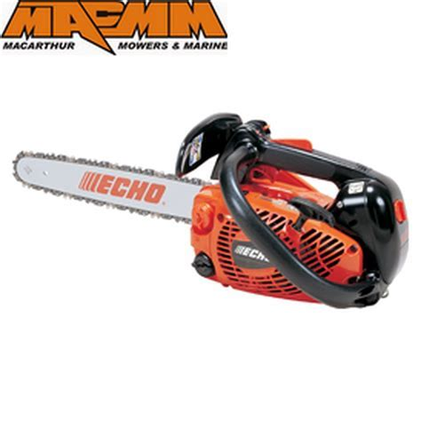 Echo 14 Inch East Start Top Handle Chainsaw With 2 Stroke
