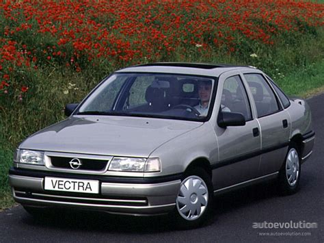 opel vectra 1995 opel vectra sedan specs 1992 1993 1994 1995
