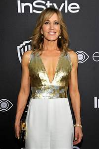 Felicity Huffman in The 2017 InStyle and Warner Bros. 73rd ...