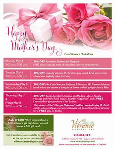 Happy Mother's Day | Vibrance Medical Spa