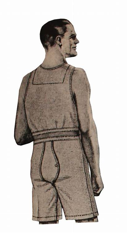 Underwear 1920s Mens Pajamas Union Robes Socks
