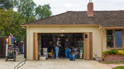 Where Is All Garage Filmed by Steve Biopic Starts Filming In Historic Garage