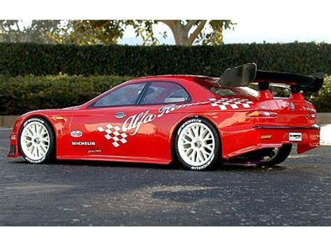 #7410 Alfa Romeo 156 Body (200mm