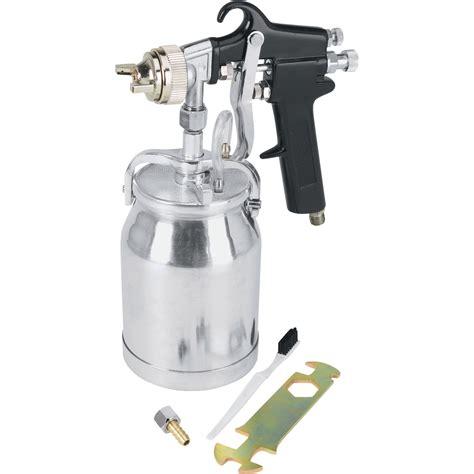 titan siphon feed spray gun 19418 northern tool equipment