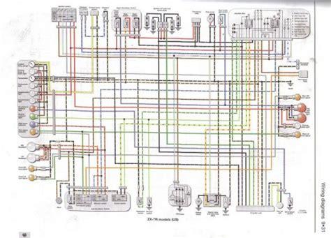 Kawasaki Zxr Wiring Diagram