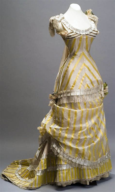 party dress      century silk gold