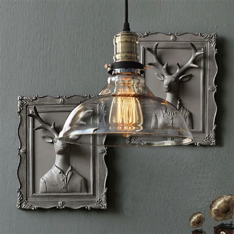 Pendant Sconce Lighting - modern vintage diy glass ceiling l chandelier lighting