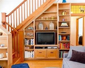 14, Awesome, Ways, To, Use, Your, Under, Stair, Area