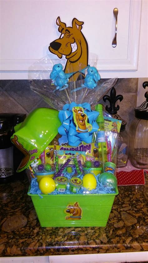 scooby doo easter basket easter baskets boys easter