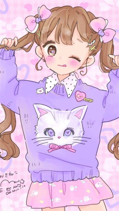 Anime Wallpaper Pastel - 187 best manamoko images on kawaii anime