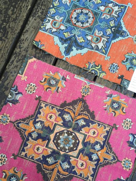 Perser Teppich Muster by Rug Pattern On A Fabric Effortless Style