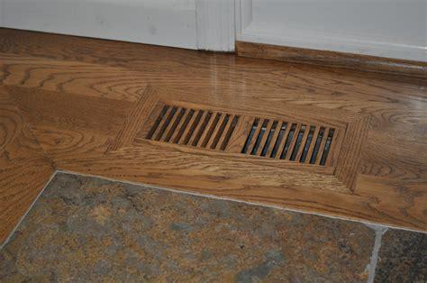 wood floor vents flush mount meze