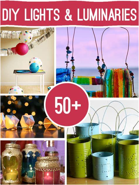 DIY Lanterns Light Strings & Luminaries