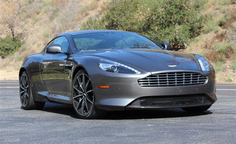 2016 Aston Martin Db9 Gt Reviews
