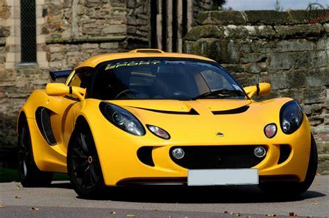 Lotus Exige - Saffron Yellow