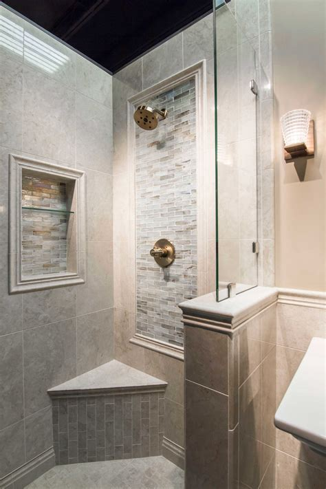 bathroom mosaic tile ideas bathroom shower backsplash focal point tile inglewood