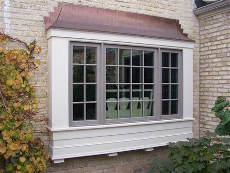 Home Design Ideas Bay Window by Building A Bay Window Box Great Box Bay Window Design