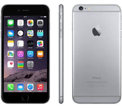 space gray iphone buy apple iphone 6 plus 64 gb space grey free
