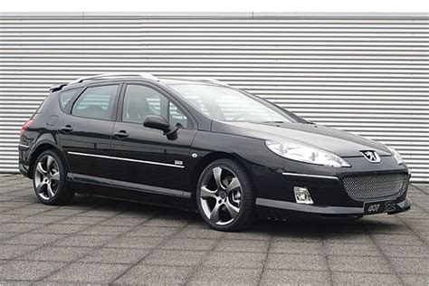 amazing peugeot 407 sw peugeot 407 sw rc line history photos on better parts ltd