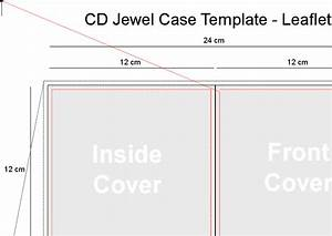 Cd jewel case template word choice image template design for Cd dimensions template