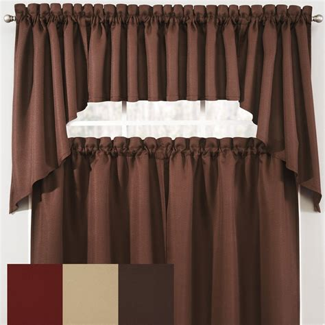 Sears Curtains And Valances by Sears Kitchen Curtains Endearing Sears Kitchen Curtains