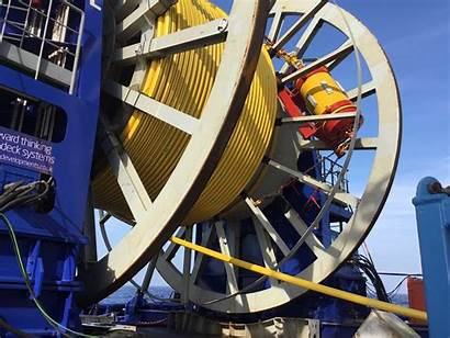 Reel Drive System Mdl Bibby Umbilical Offshore