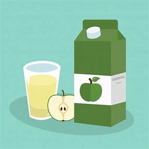 Apple juice background Vector | Free Download