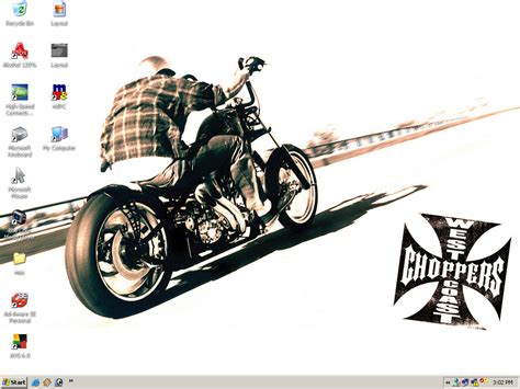 [48+] West Coast Choppers Wallpaper On Wallpapersafari