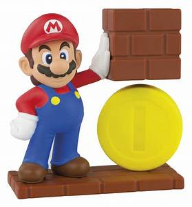 Mario Jumping Into A Happy Meal Near You