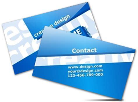 business card maker software visiting cards designer program