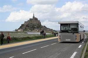 Navette Mont Saint Michel : nouveau d part pour les navettes du mont saint michel au printemps 2013 avranches infos ~ Maxctalentgroup.com Avis de Voitures
