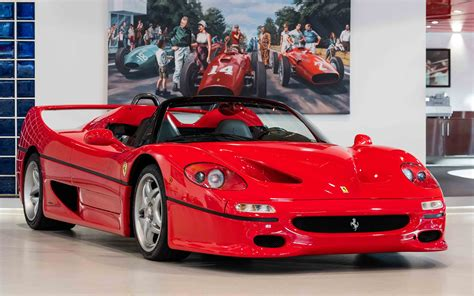 Our unique inventory expands to other luxury makes. 1997 Ferrari F50 | Classic Driver Market