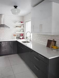 la cuisine laquee une survivance ou un hit moderne With nice meuble bar design contemporain 5 la cuisine en u avec bar voyez les derniares tendances
