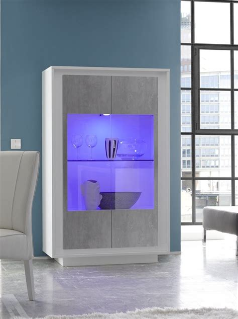 Display Cabinet Modern by Iv Modern Display Cabinet With Imitation