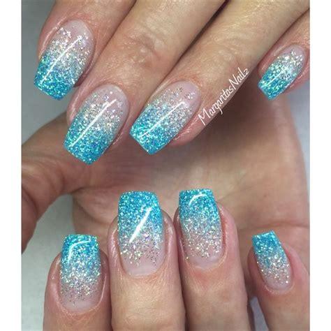 gelnägel glitzer 25 best ideas about glitter gel nails on